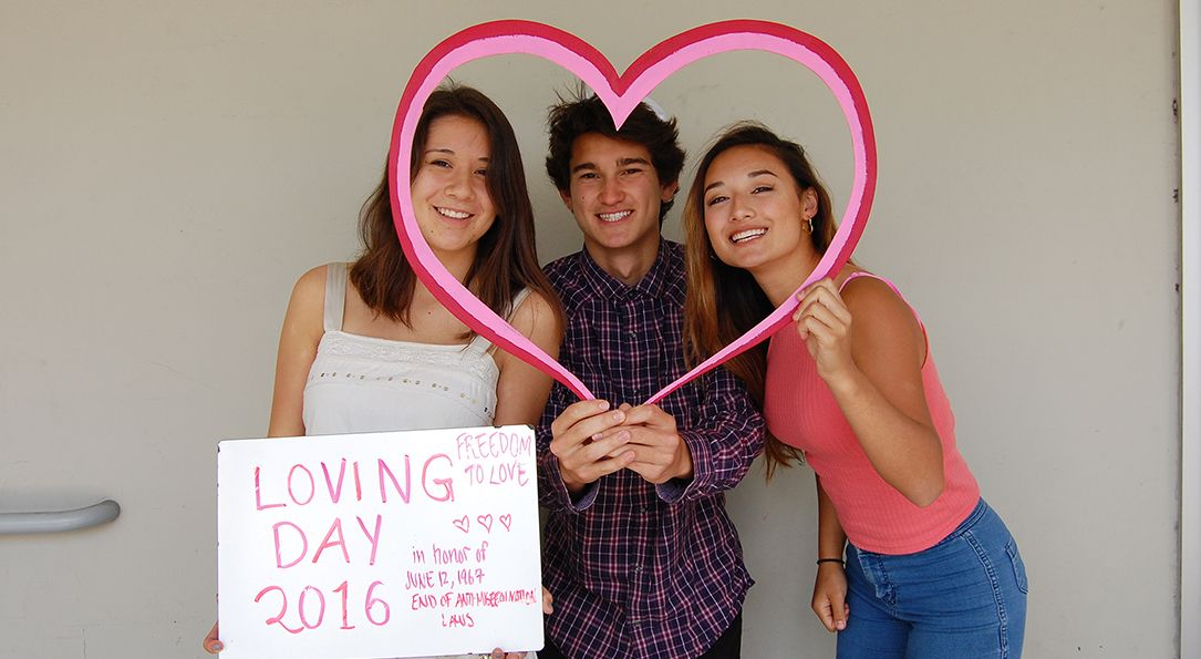 Loving Day—hosted by Multiracial Club