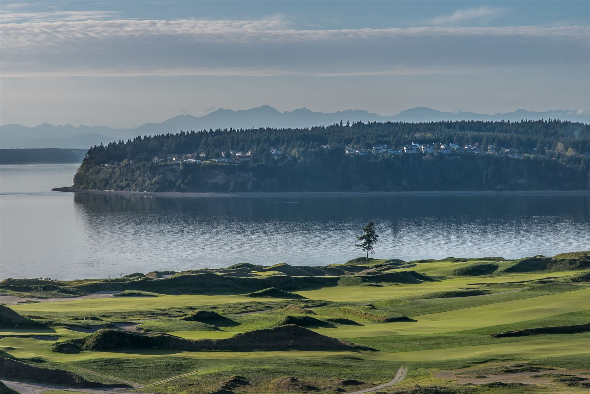 Chambers Bay in Tacoma