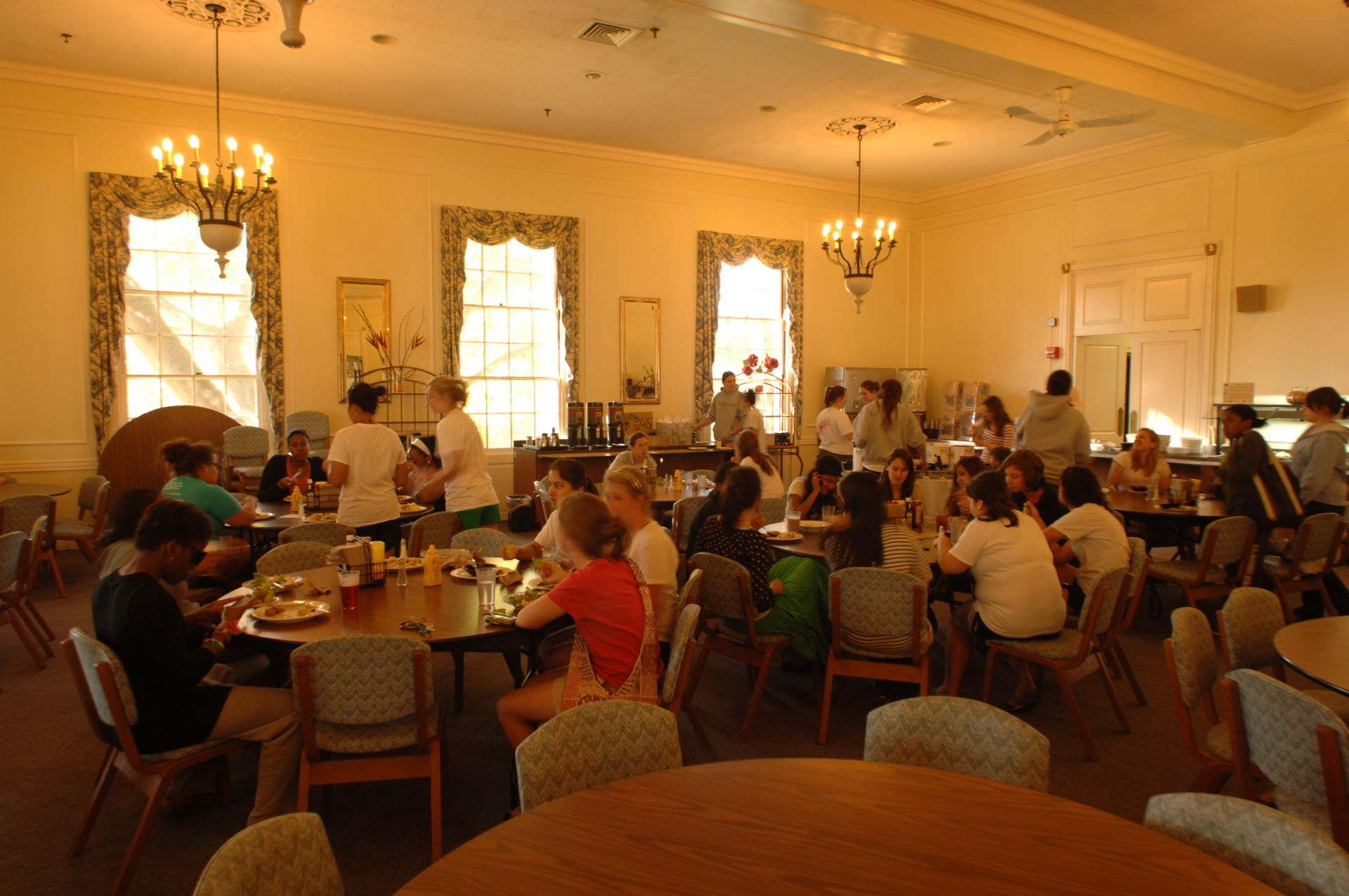 The Dining Hall in Main