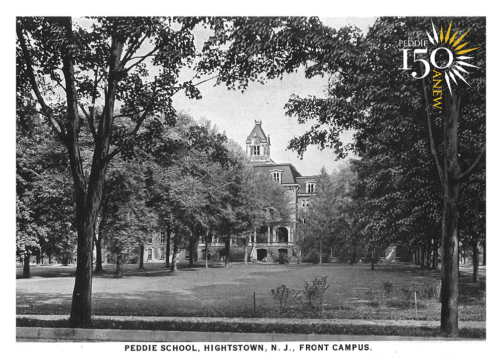 Wilson Hall, ca. Early 1900s