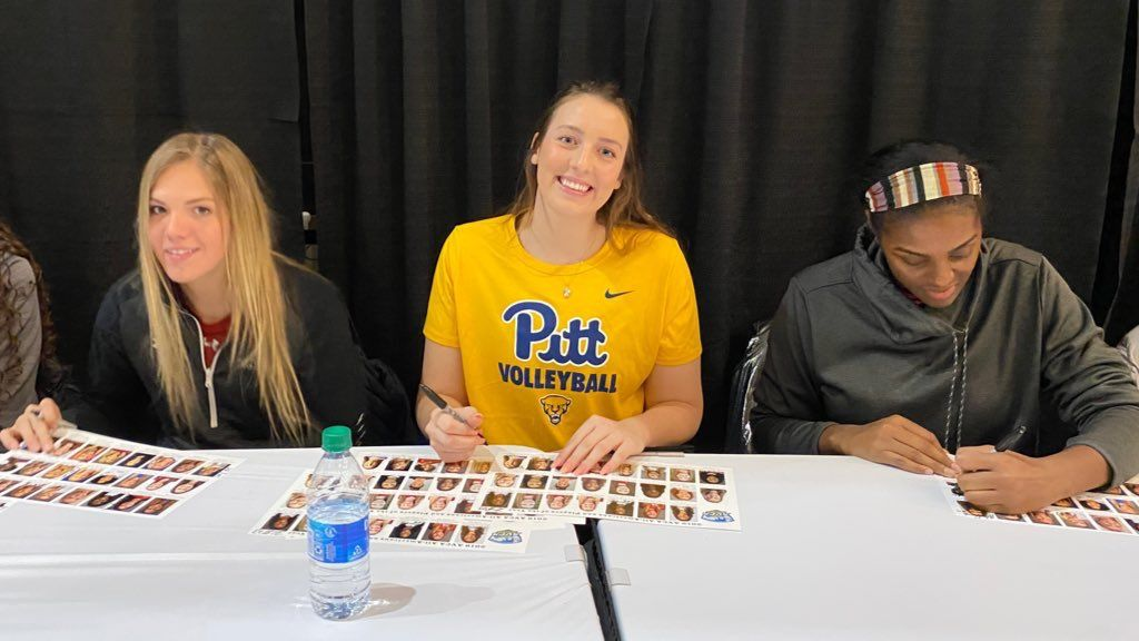 <h4>December 2019</h4><h6>Playing volleyball at the University of Pittsburgh, Kayla was named All-America Second Team,  East Coast Region Player of the Year, & ACC Player of the Year .</h6>