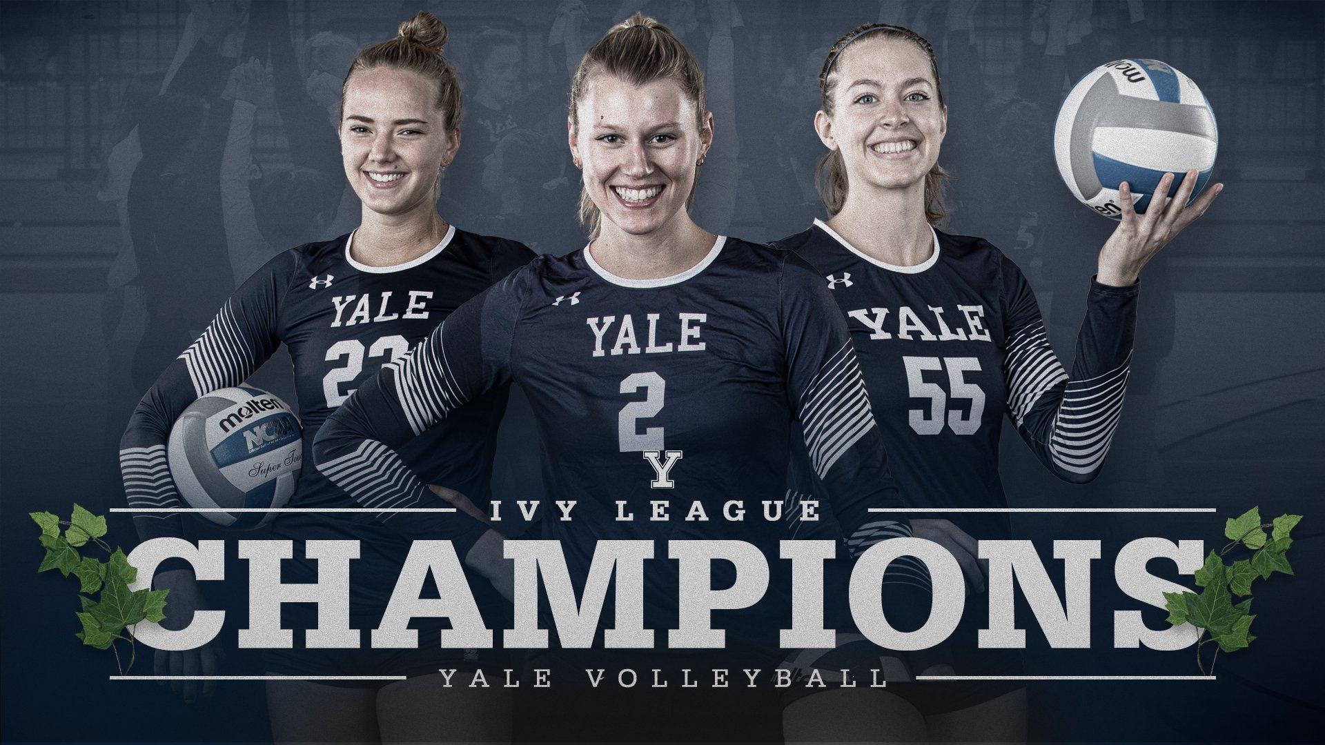<h4>November 2019</h4><h6>Congrats to Ellis DeJardin and her teammates for being the Ivy League Champions.</h6>