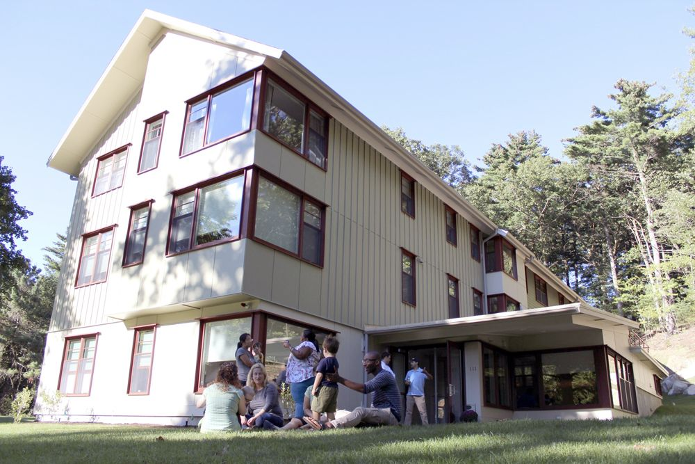 Warren House is our newest dorm and is home to 24 girls, two sets of dorm parents, and a dorm associate. The building boasts environmentally-friendly design and features a teaching kitchen and a beautiful outdoor deck.