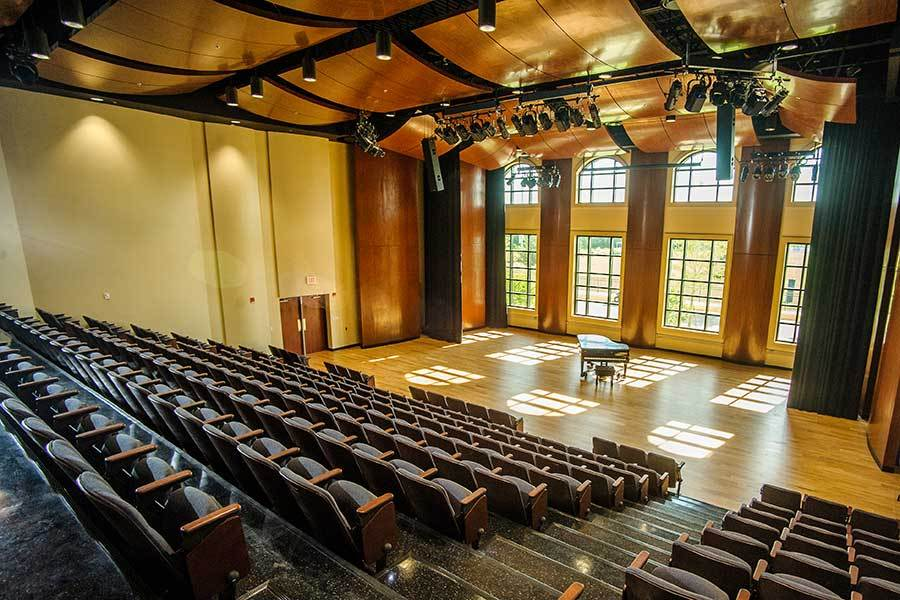 Gabos Recital Hall