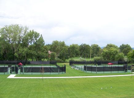 """Stuie's Courts,"" eight new tennis courts, make CA a desired venue for tournaments."