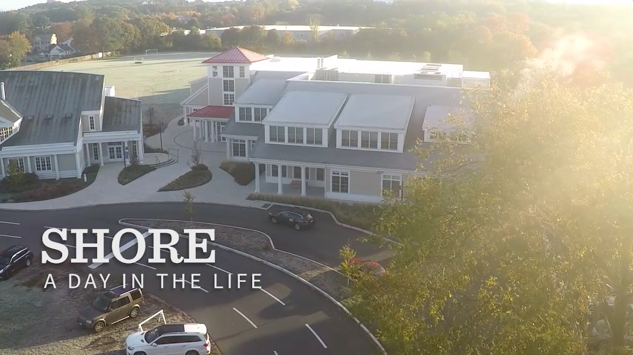 From all-school morning House Meeting to afternoon sports and music, every day at Shore is full of inspiration.