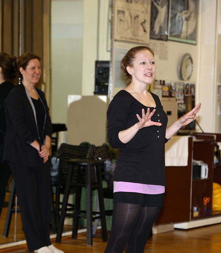Shannon Barry O'Grady '94 is a performer, director and choreographer. She has worked in many professional theaters and taught ballet, tap, jazz and modern at various schools and performing arts camps across the country. She has privately coached students of all ages for acting and dancing auditions, and choreographed Kent Place's Middle School musical in the spring of 2016.