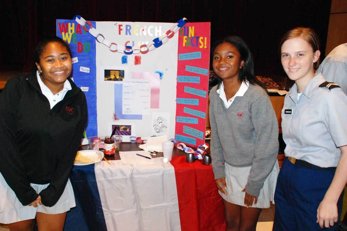 What are some clubs and activities in high school ?