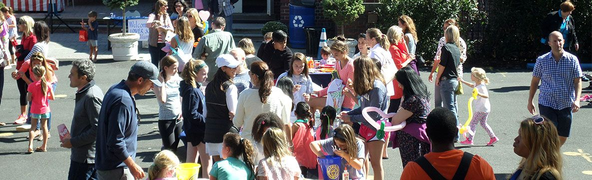 Families had a blast at Lower School Family Fun Day!