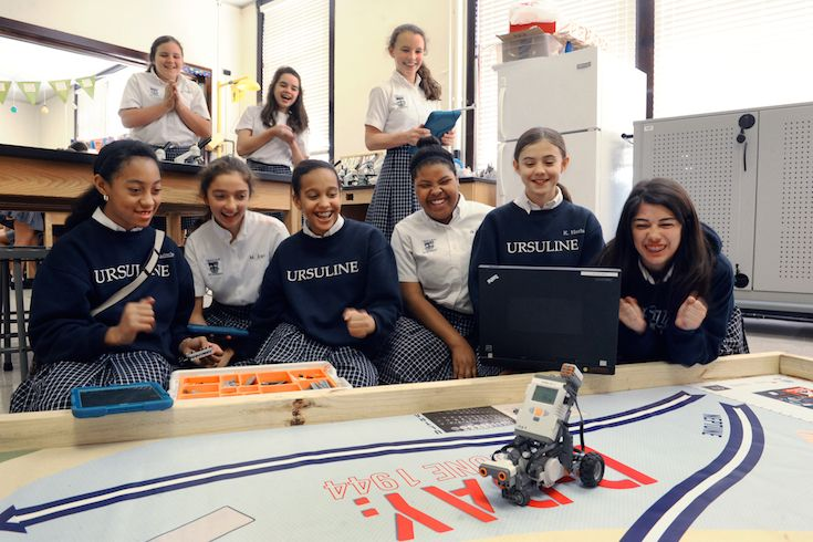 Interested in building a robot? With Robotics Club, you can.