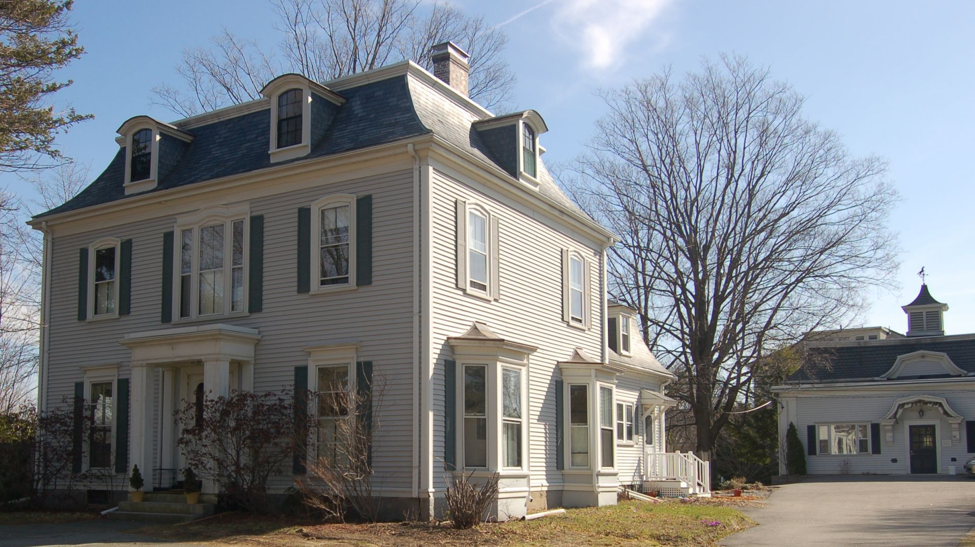 Webster House: Webster House is home to Fessenden