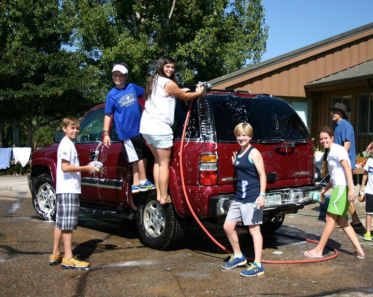 Helping Hands Carwash