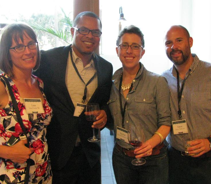 Alumni Reception, Santa Monica CA 2015