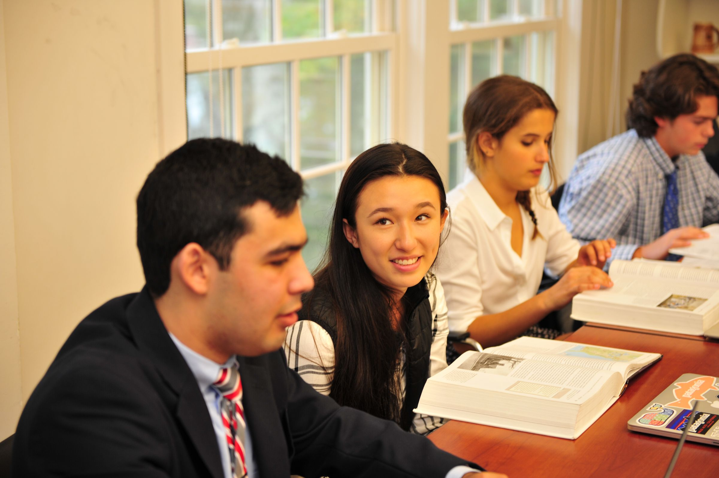 Hear what our students and faculty have to say about The Gunnery