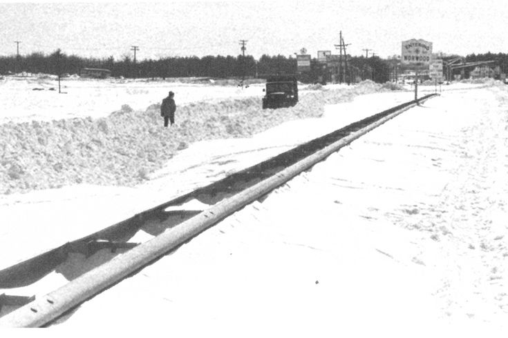 The Blizzard of '78 begins. The school is closed for two weeks as a result of the mammoth snowstorm.