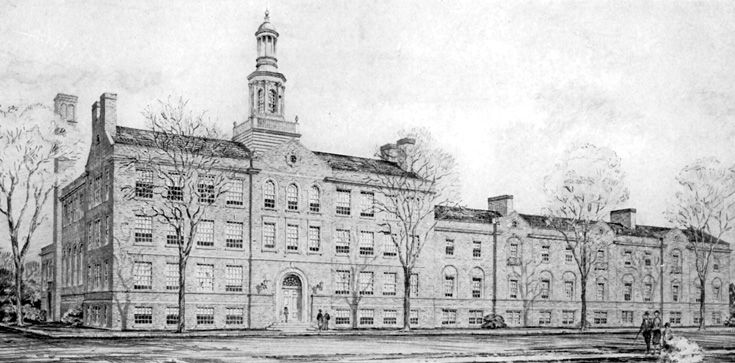 The First Street Campus in Newark, NJ.