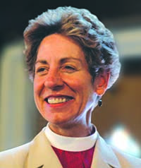 February 10, 2016 The Rt. Rev. Katharine Jefferts Schori