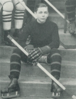 Walter, James '30 - Hockey