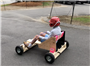 Each student was able to take their self-made vehicle for a test drive!