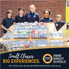 Check out our Middle School brochure