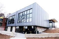 The Visual Arts Center ribbon cutting will be held on Wednesday, Jan. 4 at 8:20 a.m. CA families are welcome!
