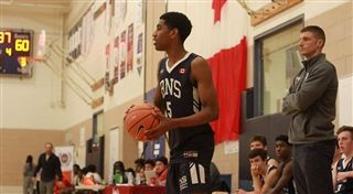 Kellen Tynes - Donald Zou '19 Photo