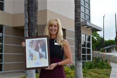 Smith, OLu recognized for approach to education