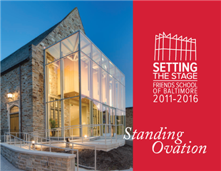 Standing Ovation, Setting the Stage Campaign Final Report, Winter 2017