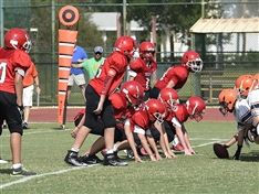 St. Andrew's School Middle School Football
