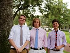Three Saint Andrew's Seniors Named National Merit Scholarship Semifinalists