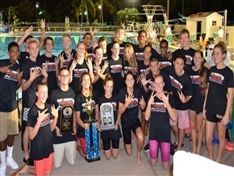 Varsity Swimming Wins 7th County Title in a Row