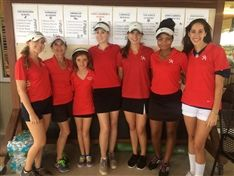 Zora Gittens and Andie Shukow Advance to State Golf Tournament
