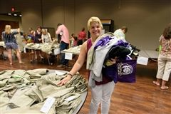 Parent Connect will host the annual Uniform Consignment Sale on August 10.