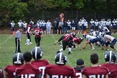 RL's Defense led the way in an exciting win for Football vs. Nobles