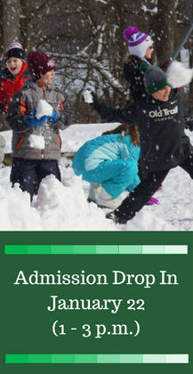 Admission Drop In