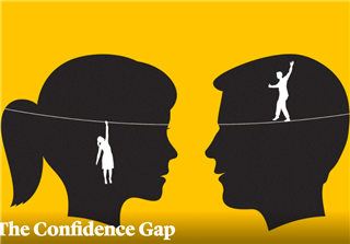 The Confidence Gap: Women are less self-assured than men—to succeed, confidence matters as much as competence