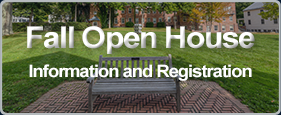 2016 Open House - Fall
