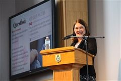 Minister of Health, MP Jane Philpott