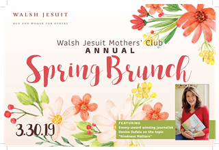 Purchase Your Tickets to the Mothers' Club Annual Spring Brunch