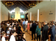 As students look on, TMI faculty and staff process in to All Saints Chapel  on Aug. 17 to start the school year with the annual Convocation ceremony.