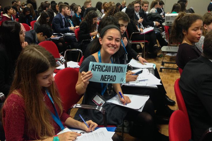 The Hague International Model United Nations (THIMUN)