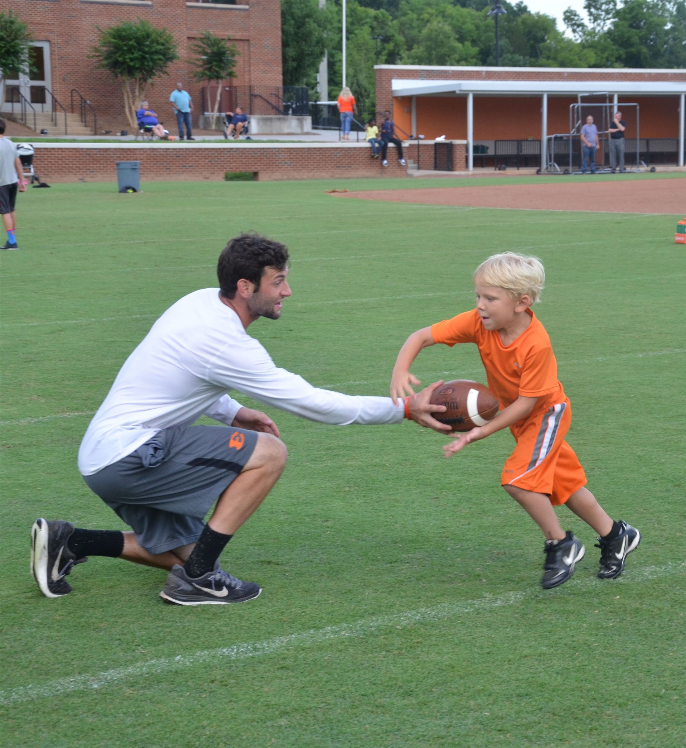 Football camps for adults
