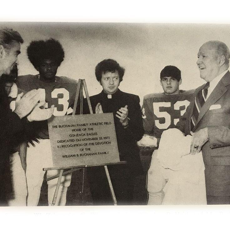 Gonzaga College High School | Washington, DC | History