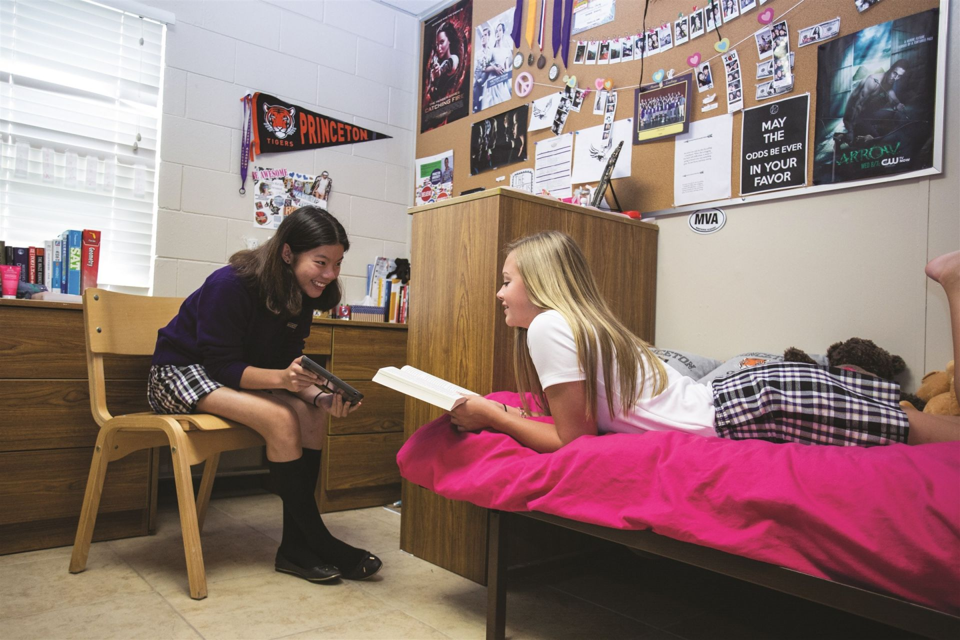 Beyond Academics What Holistic Approach >> Boarding School