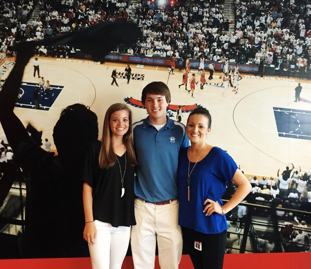 Internship with Atlanta Hawks