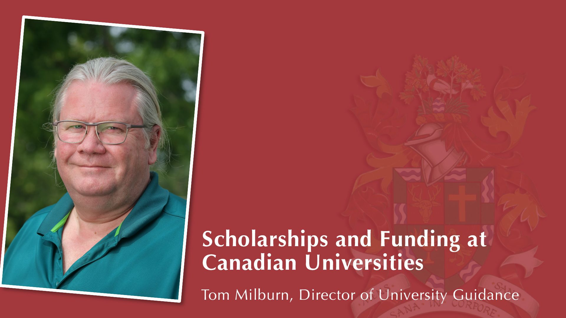 Scholarships and Funding at Canadian Universities