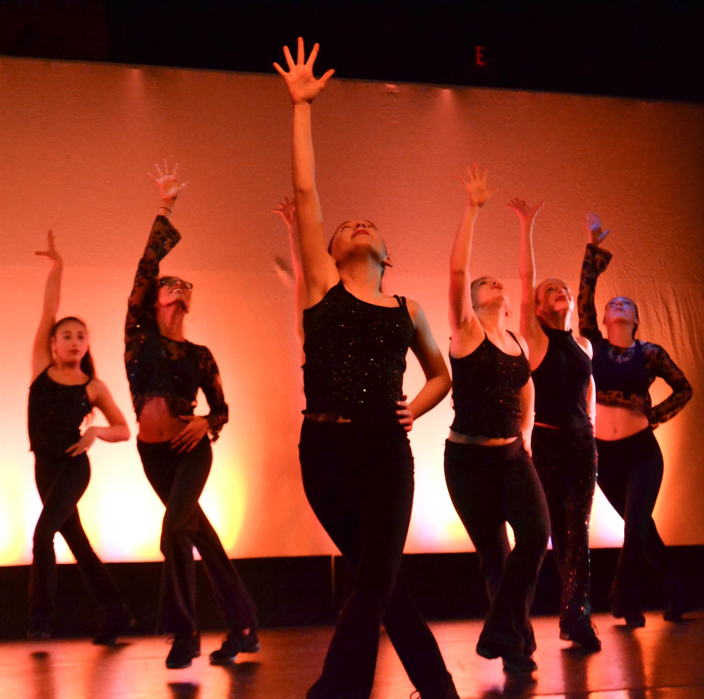 Choreographed by Director of Dance Bo Parish
