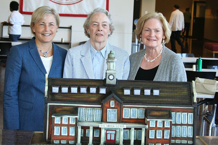 Winsor celebrates its 125th anniversary with hundreds of alumnae, students, past and present faculty, families and friends.
