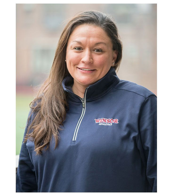 Assistant Director of Athletics & Head Lacrosse Coach  khable@winsor.edu