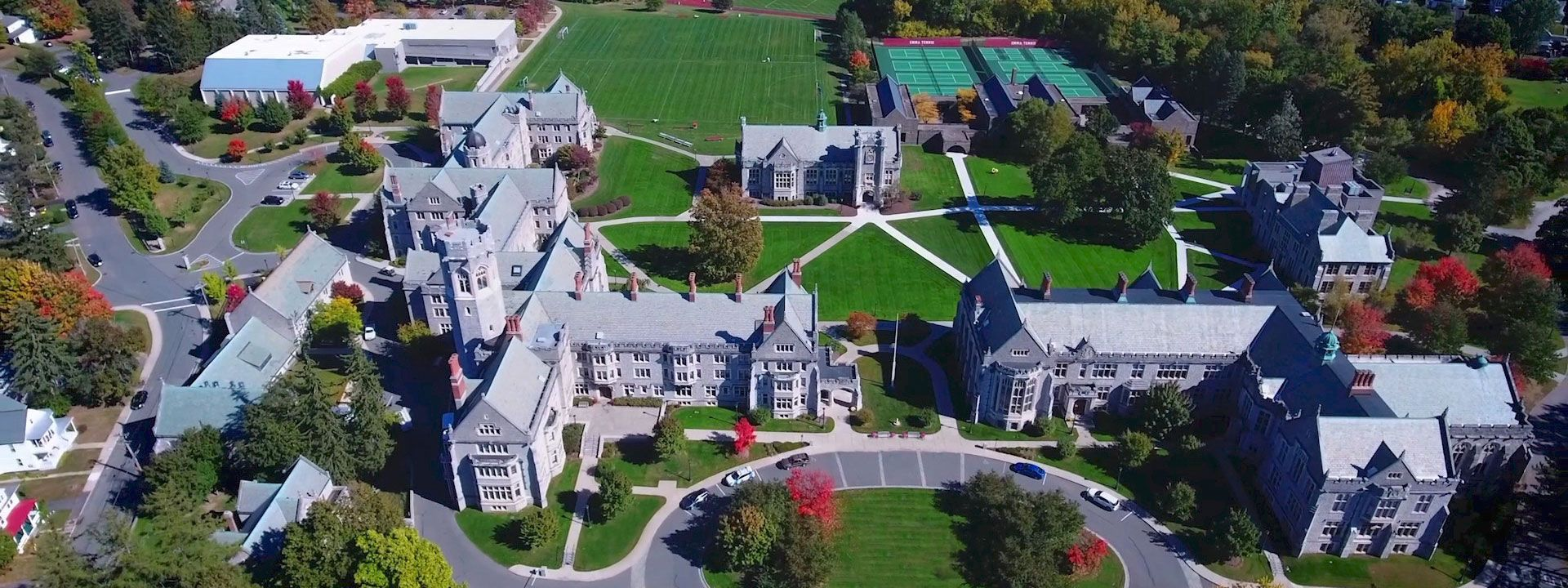 Directions And Campus Maps Emma Willard School In Troy Ny